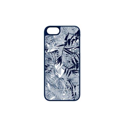 BigBen CHRISTIAN LACROIX - Cover Eden Roc für Apple iPhone 4/4S, dunkelblau - CL276869