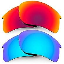 Revant Replacement Lenses for Bolle Vigilante 2 Pair Combo Pack K005