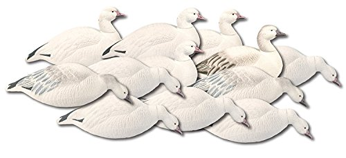 (Final Approach FA Last Pass HD Snow Goose Shell Outfitter Pack, 12)