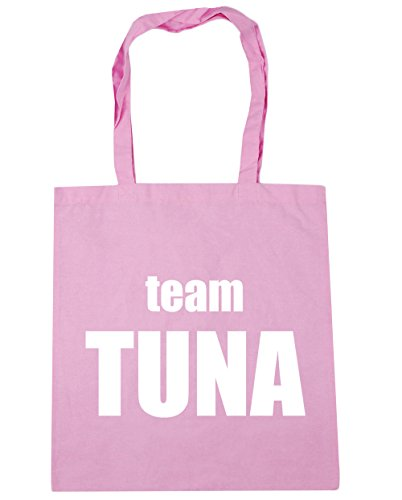 Bag Tuna Gym Classic office Beach Team litres Shopping Tote Pink x38cm 42cm HippoWarehouse 10 65Xqx0wFB