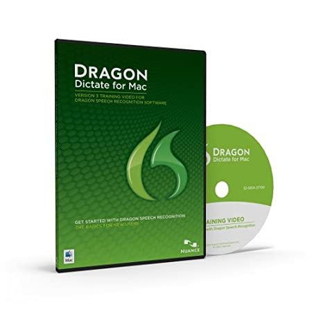 Dragon Dictate for Mac 3.0, Training DVD