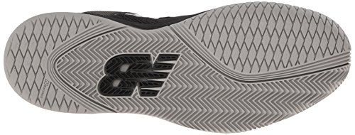 Width EUR EUR 1006 Chaussures hommes Black pour Silver 42 Balance New 4E UwgSnq80X