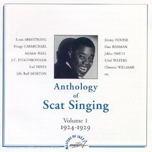 Price comparison product image Anthology Of Scat Singing,  Vol. 1 by Armstrong