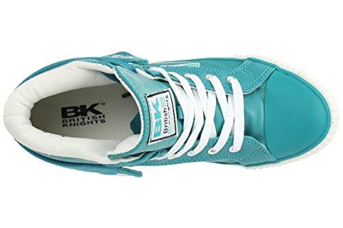 3736 Knights b34 12 Tropical British Green Bk Roco Grey Schuhe light zwqq8Ad