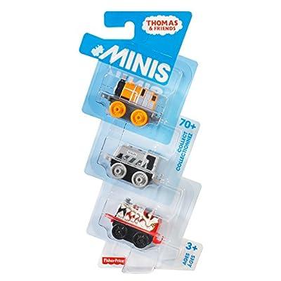 Thomas The Train Minis (3 Pack): Toys & Games