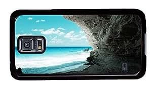 Hipster sale Samsung Galaxy S5 Case Ageeba Beach Egypt PC Black for Samsung S5