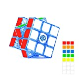 GAN 356 X, 3x3 Magnetic Speed Cube 356X Magic Cube(Limited Edition)