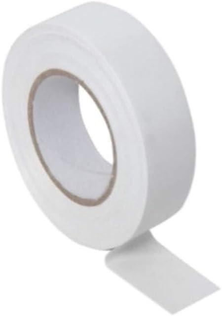 PVC isolant en ruban adhésif 19mm x 20m 33m pour électriciens /& amateurs