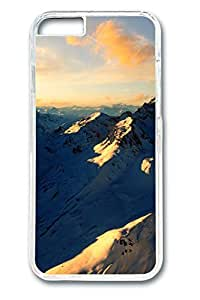 iPhone 6 Case - Mountain Scenery 3 Illustrators Series Protective Hard Clear Case Cover Skin For iPhone 6 (4.7 inch)