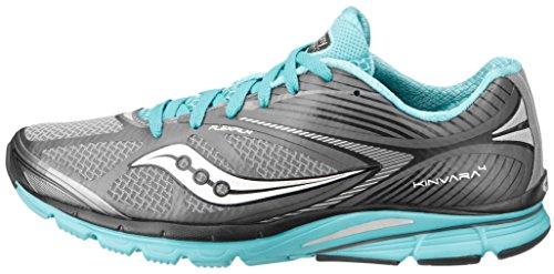 Bleu Saucony Kinvara Women's Shoe Gris 4 Running TTYFw