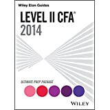 Wiley Elan Guides Level II CFA Ultimate Prep Package