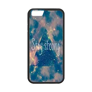 "LSQDIY(R) Stay Strong iPhone6 Plus 5.5"" Personalized Case, Customised iPhone6 Plus 5.5"" Case Stay Strong"