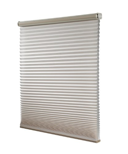 UPC 750227841534, Redi Shade Z00C4151450 Simple Fit Made to Width Custom Cordless Honeycomb Cellular Shades, 41 5/8 -Inch by 72-Inch, Cream Light Filtering