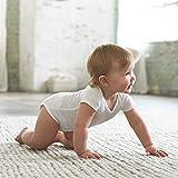 Gerber Baby 5-Pack Solid Onesies