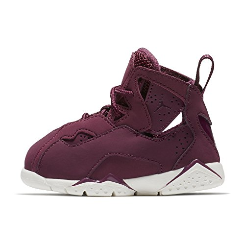 749ba33f6ccc Galleon - NIKE Air Jordan True Flight BT Boys  Toddler Basketball Shoes  Bordeaux