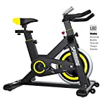 BICI-DA-SPINNING-BIKE-SPINBIKE-CARDIO-BICICLETTA-CYCLETTE-FITNESS-PALESTRA-WORKOUT