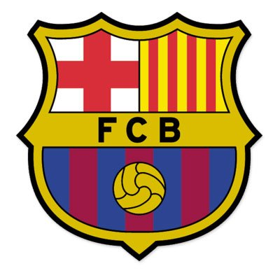 fan products of FC Barcelona - Spain Football Soccer Futbol - Car Sticker - 4