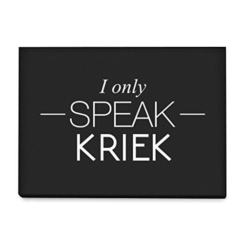 idakoos-i-only-speak-kriek-drinks-canvas-wall