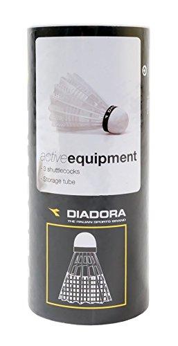color negro Diadora /Set de b/ádminton