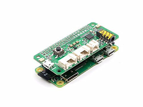 - In ZIYUN ReSpeaker 2-Mics Pi HAT,is a dual-microphone expansion board for Raspberry Pi designed for AI and voice applications,is developed based on WM8960, a low power stereo codec