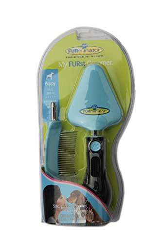 FURminator My FURst Groomer for Puppies (Best Brush For My Dog)