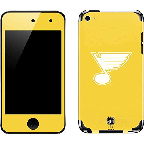 NHL St. Louis Blues iPod Touch (4th Gen) Skin - St. Louis Blues Color Pop Vinyl Decal Skin For Your iPod Touch (4th - Ipod Skin Louis Blues