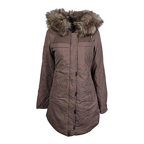Khujo Loge giacca invernale rosa