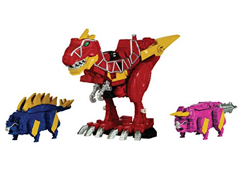412qPQxyuEL - Power Rangers Dino Charge - Dino Charge Megazord (Discontinued by manufacturer)