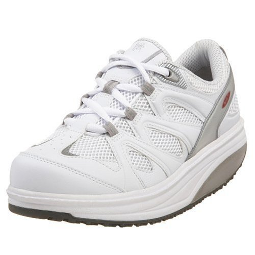 MBT Women's Sport 2 Walking Shoe,White,35 2/3 EU (US Women's 6 M) Mbt Fitness Shoes