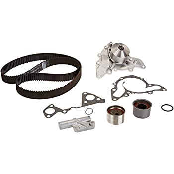 Gates TCKWP287B Timing Belt Component Kit W/Water Pump