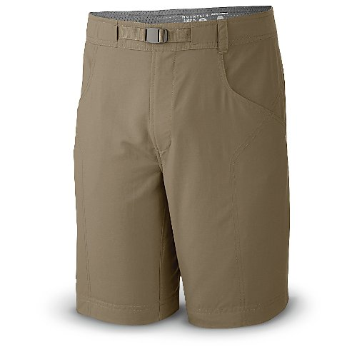 Mountain Hardwear Men's Canyon Classic Shorts KHAKI -