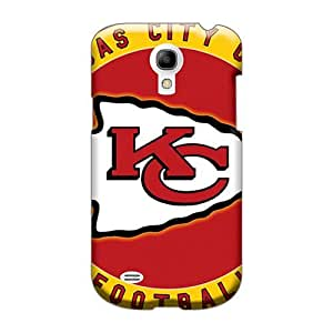 Excellent Cell-phone Hard Covers For Samsung Galaxy S4 Mini (Foe29477Mknt) Allow Personal Design High Resolution Kansas City Chiefs Pattern