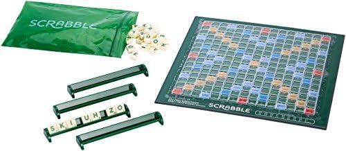 Mattel Juegos cjt13 – Scrabble compacta: Amazon.es: Juguetes y juegos