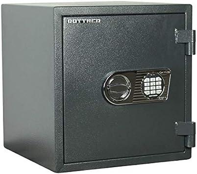 Rottner T06206 Atlas Fire Premium 45-Caja Fuerte ignífuga con Nivel de Seguridad en Color Antracita: Amazon.es: Bricolaje y herramientas