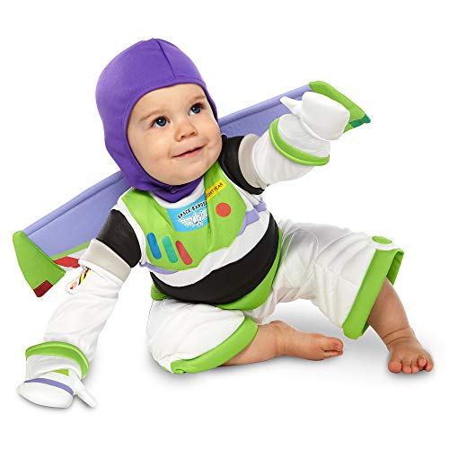 Disney Buzz Lightyear Costume for Baby Size 18-24 MO Multi