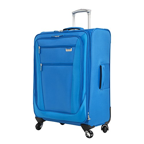 Ricardo Beverly Hills Del Mar 25-inch 4 Wheel Expandable Upright, Sapphire, One Size