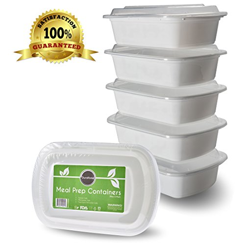 plastic food storage containers set of 5 white. Black Bedroom Furniture Sets. Home Design Ideas