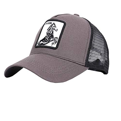 - Farm Horse Animal Trucker Hat Snapback Baseball Cap
