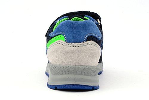 Primigi ROTAL-E Jungen Sneakers Halbschuhe Navy