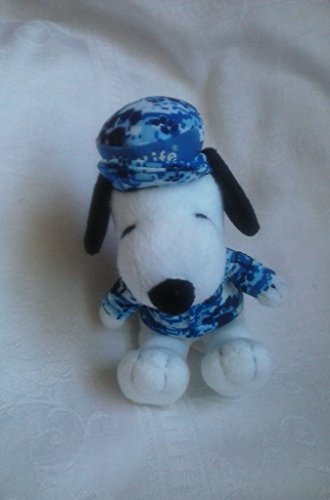 metlife-snoopy-in-army-camouflage-6-plush-dog