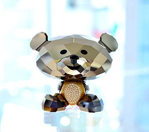 Swarovski Bo Bear Figurine – SO BRILLIANT