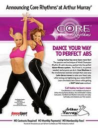 Core Rhythms Dance Exercise Program, Secret to Sexy -