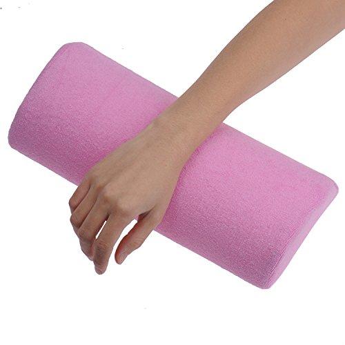 De nuevo suave recortada para pistola de clavos Art de mano pequeña amortiguador de la almohadilla un salón de juego de herramientas de color rosa GDRAVEN