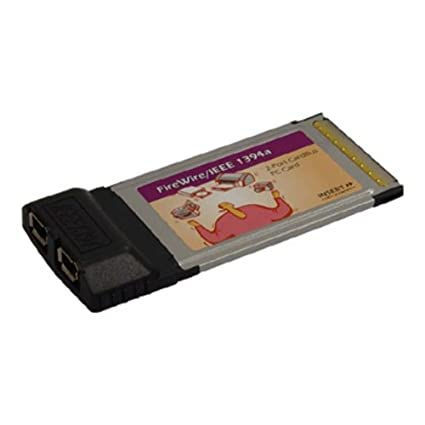 Image Unavailable Not Available For Color Koutech 2 Port FireWire 1394a CardBus PCMCIA
