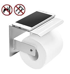 Portarrollos papel higienico porta rollos bano accesorios - Accesorios de bano amazon ...