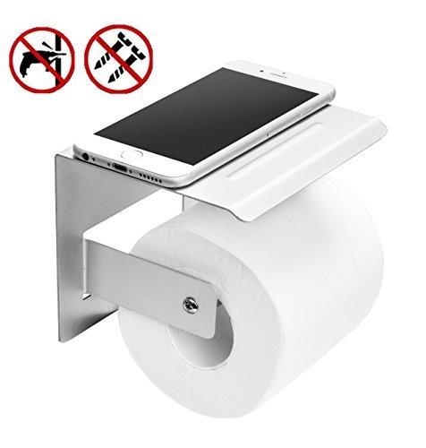 Porte Papier ToilettePorte Rouleau WCSupport WCPorte Toilette - Porte rouleau papier wc