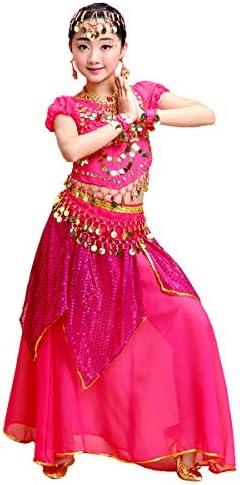 Grouptap Bollywood niños Indio árabe Princesa Danza del Vientre ...