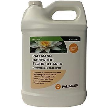 Amazon Com Pallmann Hardwood Floor Cleaner 128 Oz