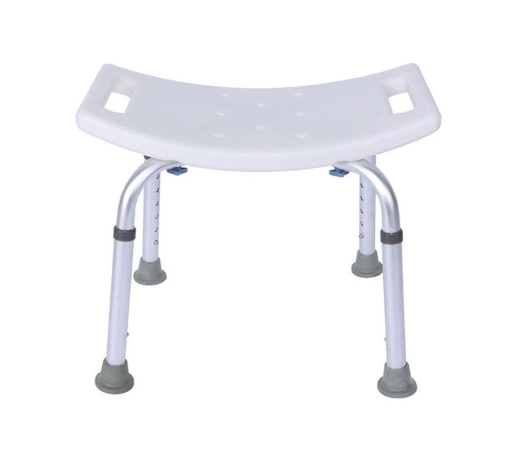 バス椅子、調整可能なバスルーム老人妊娠中の女性バスチェア B078N3JBD9