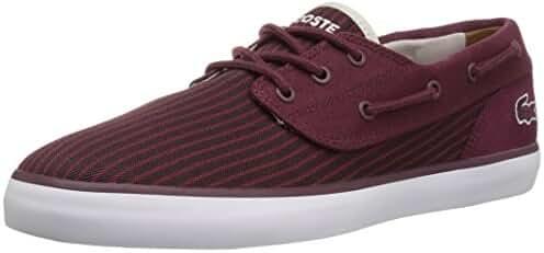 Lacoste Men's Jouer Deck 317 1 Sneaker